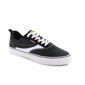 LEVI'S Men's Lance CT Canvas Sneaker Shoe 9 NWOB